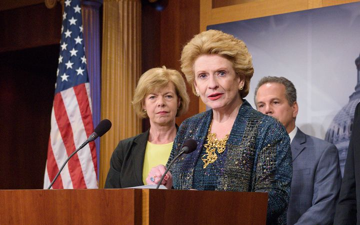 "Sen. Debbie Stabenow (D-Mich.) told Bloomberg the federal electric vehicle tax credit would be difficult to extend in the face of ""extreme resistance"" from the Trump administration.  - Photo courtesy Sen. Debbie Stabenow via Flickr"