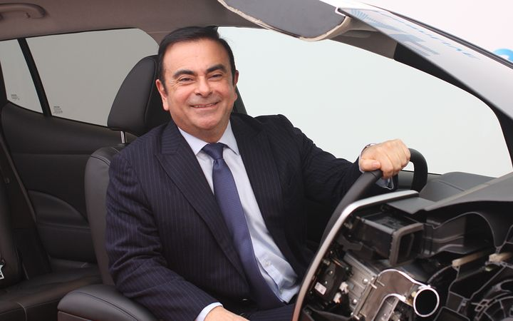 "Former Nissan chief Carlos Ghosn has pulled off a daring escape, fleeing to Lebanon rather than face ""injustice and political persecution"" in Japan.  - Photo by Norsk Elbilforening via Flickr"