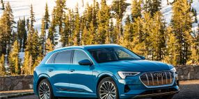 Green Car Reports Names Audi e-tron 'Best Car to Buy 2020'