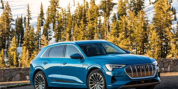 The 2019 Audi e-tron SUV, the first fully electric Audi in the U.S., has earned Green Car...