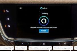 GM Brings Amazon Alexa to Your Vehicle