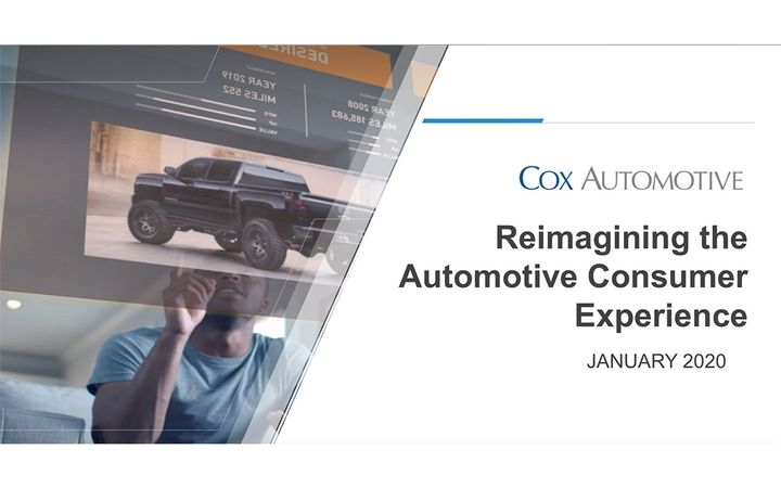 Brand experience centers, at-home maintenance, service pick-up and drop-off: These are the modern automotive dreams, new research shows. - Image courtesy of Cox Automotive