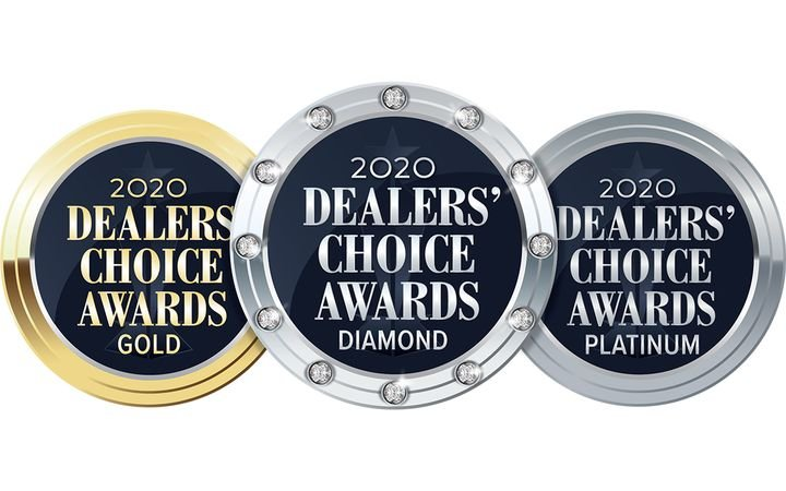 Voting for the 2020 Dealers' Choice Awards will close at midnight on Friday, Aug. 14. -