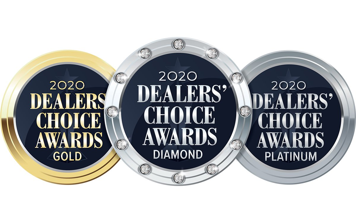Final Week to Vote for 2020 Dealers' Choice Awards