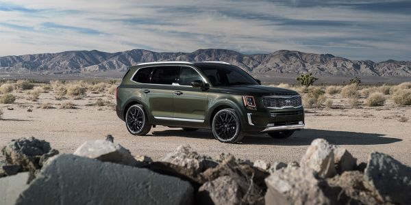 For 2020, the Kia Telluride landed among all cars as the Most Awarded with its impressive...