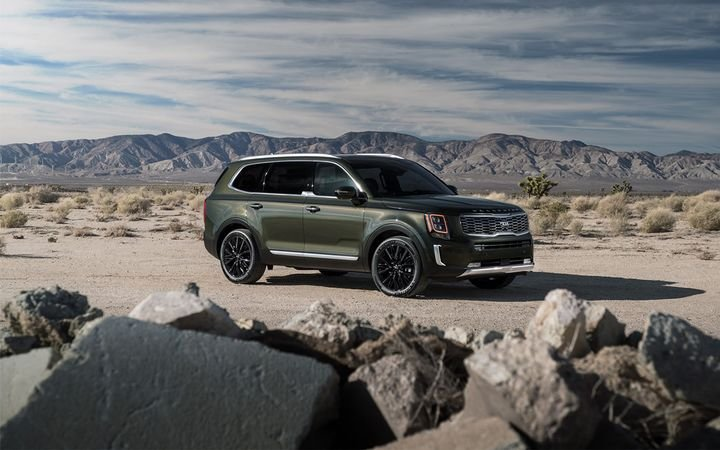 For 2020, the Kia Telluride landed among all cars as the Most Awarded with its impressive combination of value, elegance and capability, while Toyota lead the Most Awarded Brands for 2020. - IMAGE: Kia Media