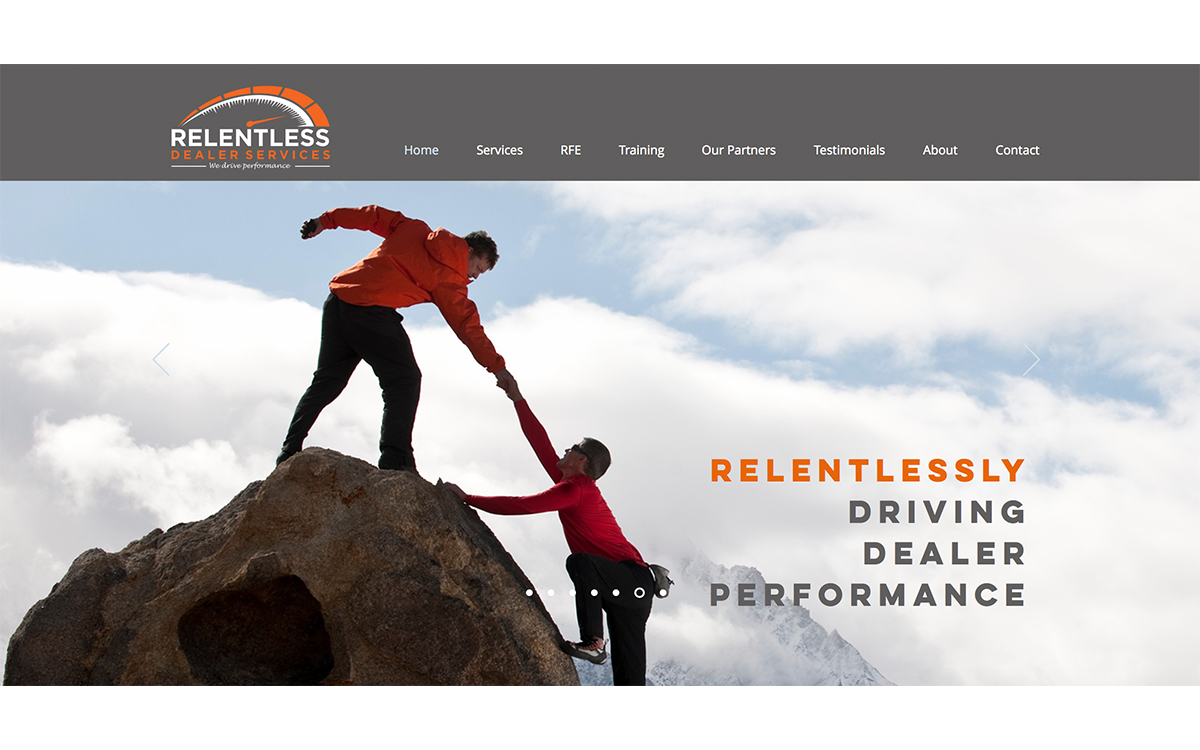 Relentless Dealer Services Announces Introduction of RDS F&I Service Company