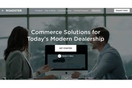 Roadster Elevates Digital Retailing by Enhancing Its Robust Digital Sales Platform