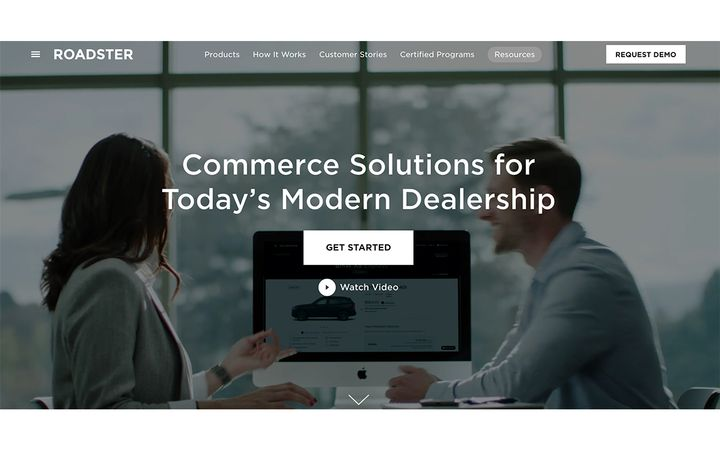 With an industry focus on how to improve the customer experience as well as how to save time on each transaction, Roadster doubles down on holistic omnichannel commerce platform that will help dealers achieve these goals by focusing on each aspect of the sale. -