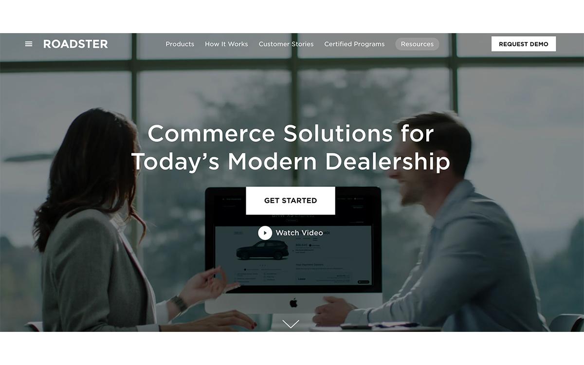 Roadster Elevates Digital Retailing by Enhancing Its Robust Digital Sales Platform