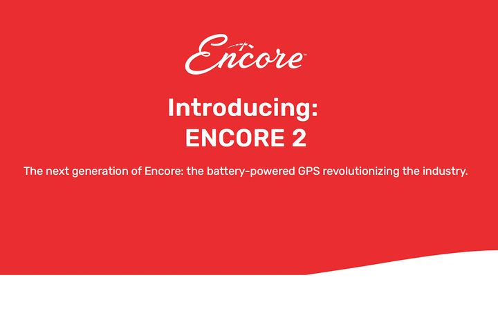 Encore 2 delivers new performance and capability to the revolutionary, battery-powered GPS platform. - IMAGE: PassTimeGPS.com