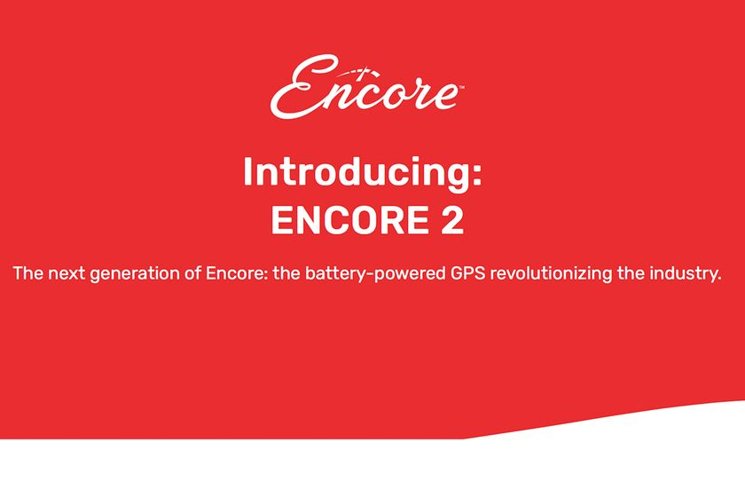 Encore 2 delivers new performance and capability to the revolutionary, battery-powered GPS platform.