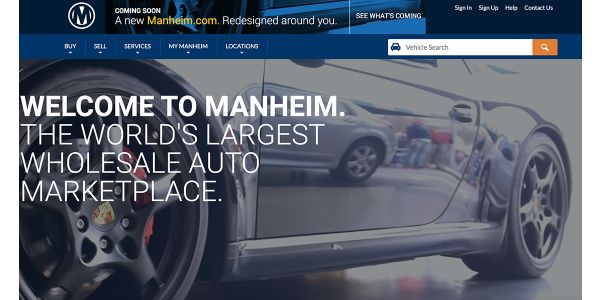 Manheim has released three new enhancements to its digital marketplace designed to benefit...