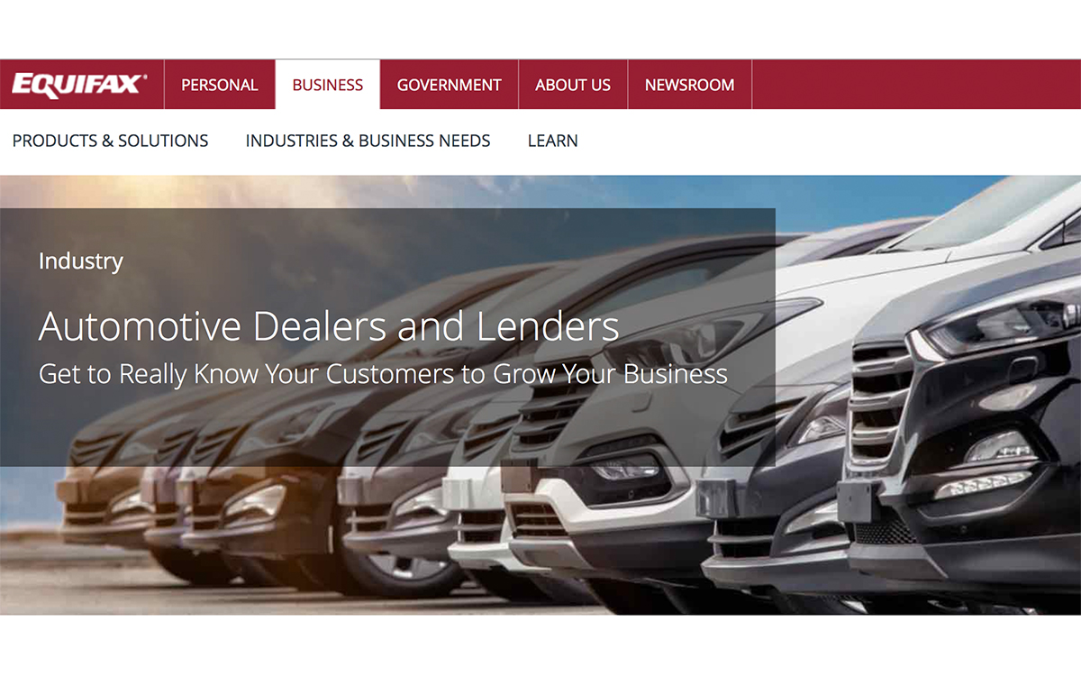Latest Equifax Auto Loans & Leases Credit Trends Data
