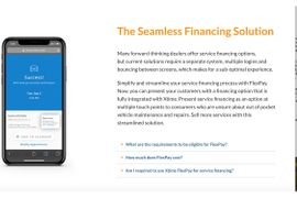 Xtime and Sunbit Team to Offer Access to Additional Payment Options in the Service Department