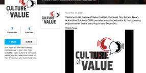 Binary Automotive Solutions Debuts Culture of Value Podcast to Tap Into Dealership Culture