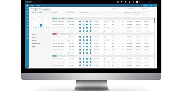 The launch of DealerSocket's all-new Service Scheduler inside its award-winning CRM creates one...