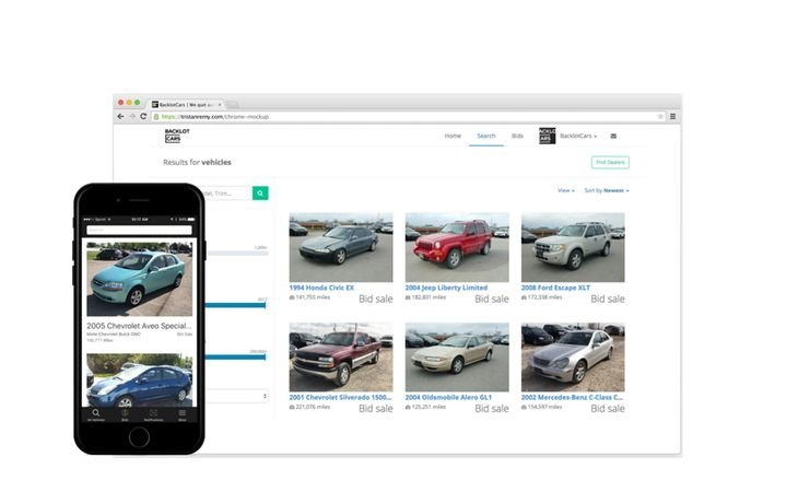 U.S. migration to BacklotCars offers greater transparency and better outcomes for sellers and buyers. - IMAGE: BackLotCars.com