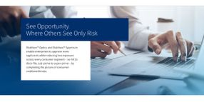 LexisNexis Risk Solutions Launches RiskView Optics and RiskView Spectrum: A New Era in Alternative Credit Scoring