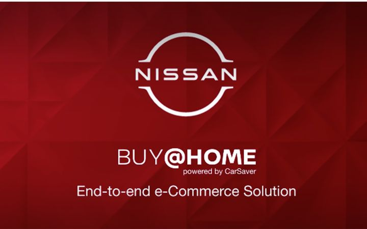 After a successful pilot program with seven dealers, Nissan selected CarSaver's industry-leading e-commerce platform to support components of a new end-to-end online buying experience for customers, from first click to home delivery.  - IMAGE: CarSaverCommerce.com