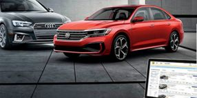 VW Credit, Inc. Selects Manheim for New Volkswagen and Audi Upstream Remarketing Sites