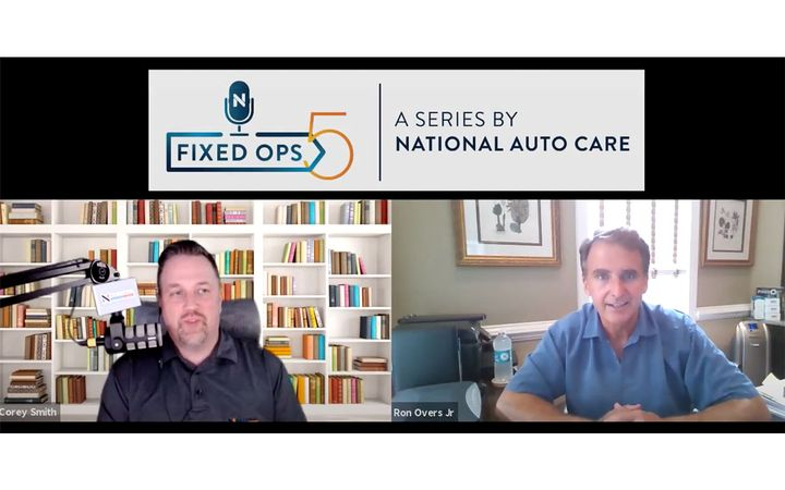 Fixed Ops 5 will focus on the customer experience in the service drive, profitability opportunities and fixed operation of dealerships. - IMAGE: National Auto Care
