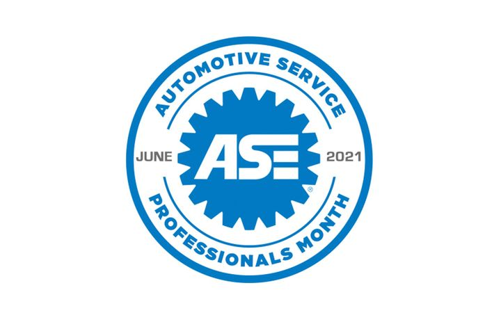 Automotive Service Professionals Month has been designated by ASE as a way to recognize vehicle service professionals who are proficient, credentialed and committed to excellence. - IMAGE: ASE