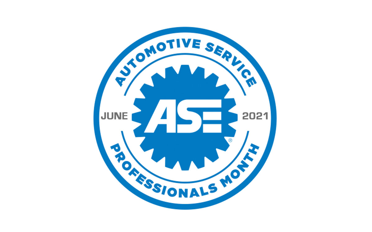 Free Communications Materials from ASE Help Industry Celebrate Automotive Service Professionals Month in June