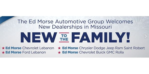 Ed Morse purchased the dealerships from Lindsay Auto Group and Fairground Auto Group.