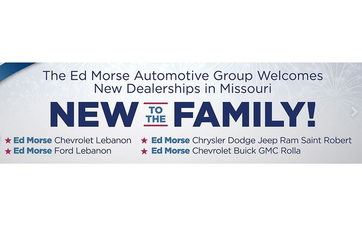 Ed Morse purchased the dealerships from Lindsay Auto Group and Fairground Auto Group. - IMAGE: EdMorse.com