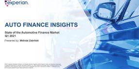 The Automotive Finance Market Continued to Move Forward at a Healthy Pace in Q1 2021, with Total Open Loan Balances Reaching $1.288 trillion