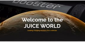 Juice Technology Launches U.S. Operations, Brings Portable Electric Vehicle Chargers to the U.S. Market