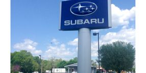Chip Shortage Hits Subaru's FY Profits