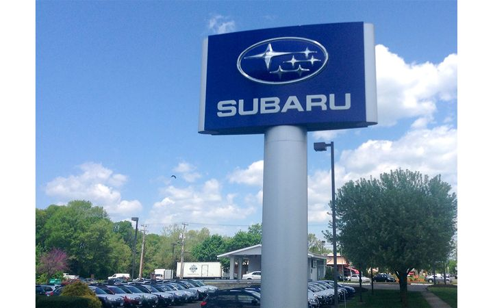 Subaru FY2020 profits plunged by half as automaker grapples with the pandemic, microchip shortage and other factors. - IMAGE: Flickr.com