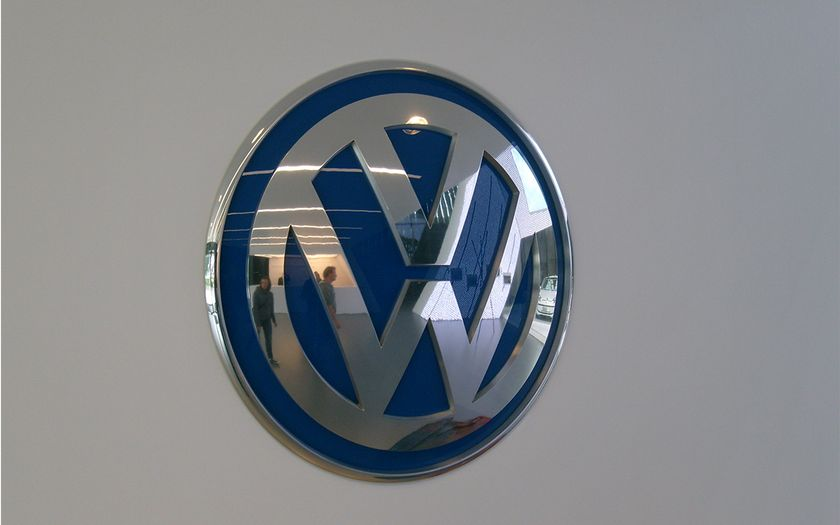 Volkswagen AG forecasts operating return on sales at 5.5% to 7% for 2021, compared to a previous...