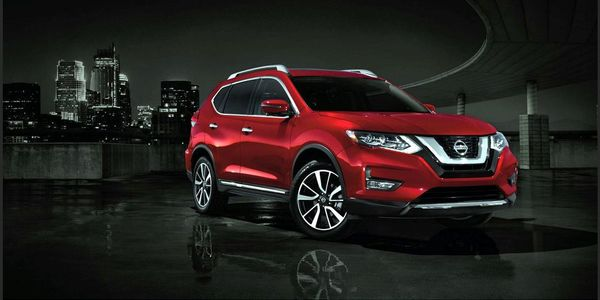 The automaker has reallocated chips to its Sentra, Rogue (pictured) and Kicks vehicles.