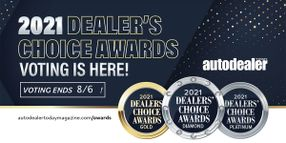 Voting for 2021 Dealers' Choice Awards Ends Tomorrow