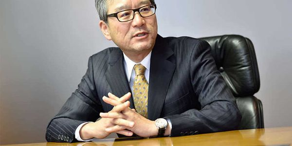 """Honda's new CEO Toshihiro Mibecalled Japan's target for carbon neutrality """"reasonable"""" and..."""