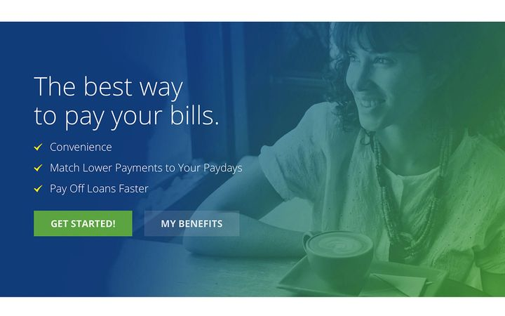 SMART Saving Plan allows customers to automate a recurring savings amount that matches their paydays. - IMAGE: SmartPaymentPlan.com