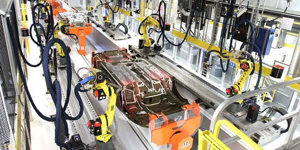 Sterling Heights Assembly Plant is an automobile manufacturing factory operated by Stellantis...