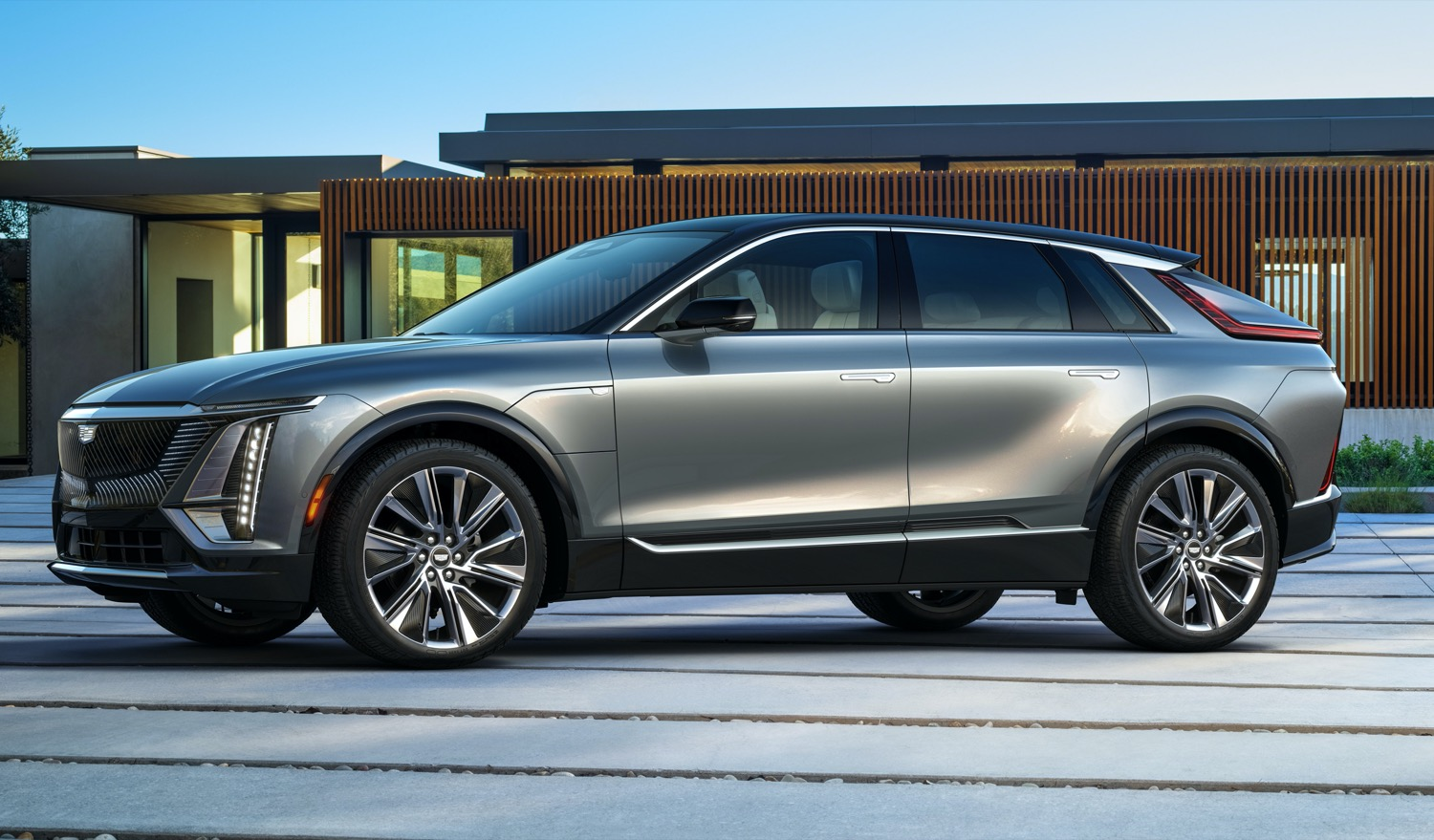 Cadillac: Our Future is Electric