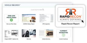 Rapid Recon, iPacket Release Digital Vehicle Presentation Solution