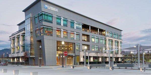 Lithia Motors headquarters.