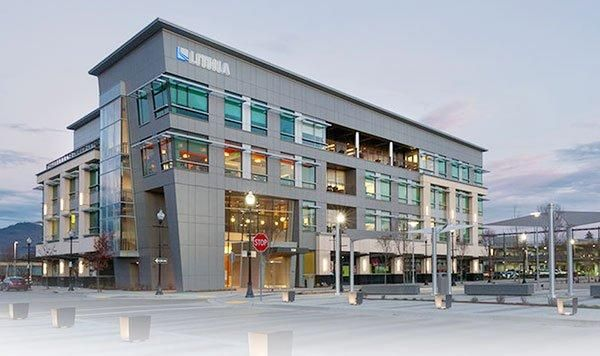 Lithia Motors headquarters. - Lithia Motors
