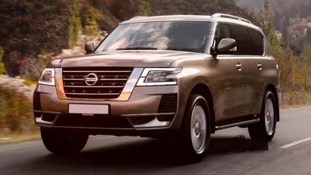 Nissan refreshed the Armada in January and plans a redesign for the second half of 2024. - Nissan