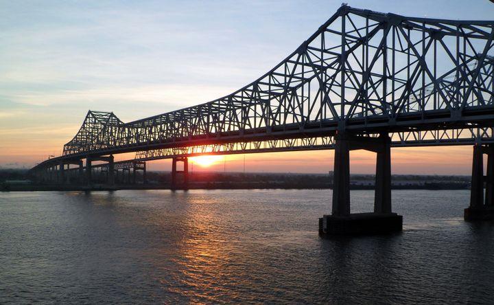 The infrastructure bill earmarks $110 billion for roads and bridges. - GoodFreePhotos.com