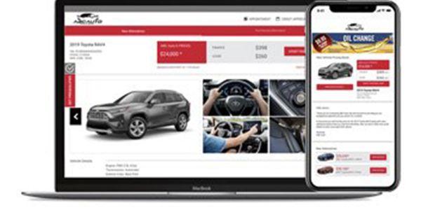 Digital Air Strike's patented Response Logix lead response consumer engagement technology...