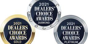 2021 Dealers' Choice Awards Winners Announced