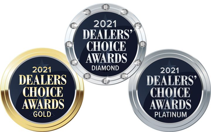 For 17 years, the program has recognized the industry's best vendors, suppliers, and finance partners by asking dealers and dealership personnel to complete a 41-category online survey. -