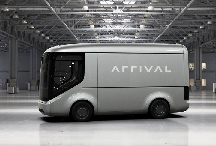 """Arrival has decided to build electric van and bus """"microfactories"""" to produce its vehicles. - Arrival"""